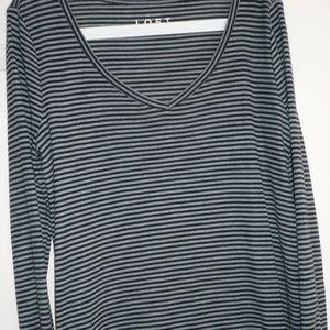 LOFT - Ann Taylor,Long sleeve, lightweight sweater